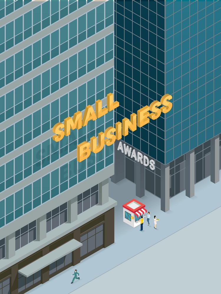 dbj names qualifiers for small business awards