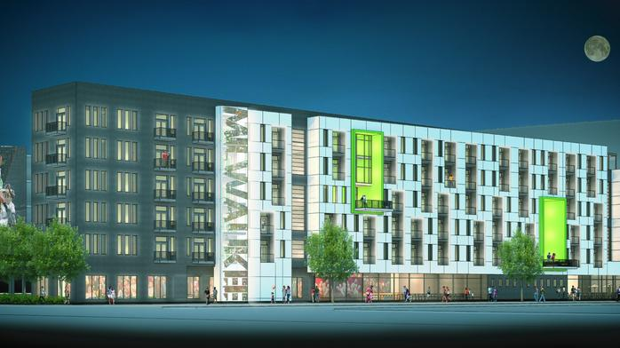 Milwaukee Bucks select Kevin Newell's Royal Capital for 90-unit apartment project