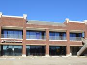 The two-story Bedford office building is expected to be up and running by mid-year.