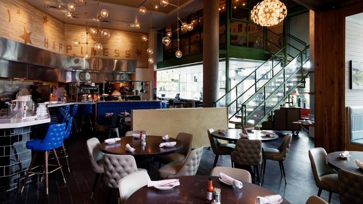 Liberty Kitchen At The Treehouse Won A 2017 Landmark Award In The  Restaurants Category.