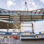 See latest milestone in Bucks' arena construction: Slideshow