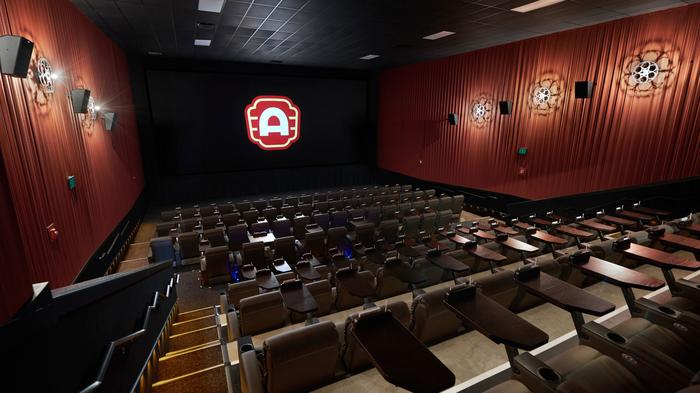 Quirky, family-friendly design on display at newest Alamo Drafthouse
