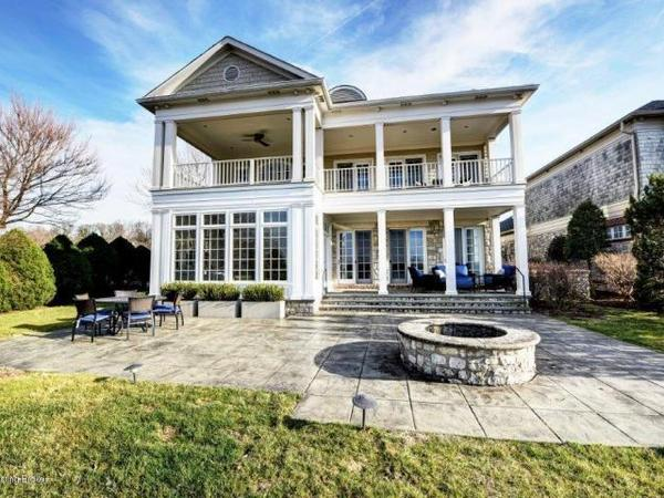 Enjoy Breathtaking Views of the Ohio River from this Exquisite Home in Waterglen