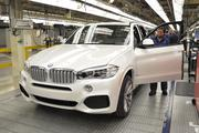 The BMW production facility in South Carolina recently celebrated the completion of its 2.5 millionth vehicle.