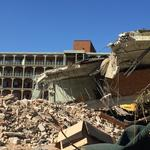 Biz: Once-swank Velvet Cloak reduced to heap of rubble (Photos)