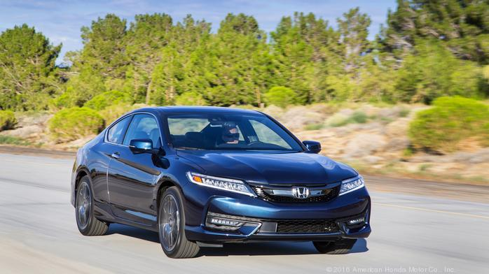 Automotive Minute: Why would anyone buy an Accord coupe? (SLIDESHOW)