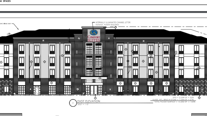 Another hotel planned in Eagan. That makes four