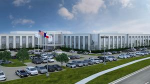 Tech firm kicks off new $46M corporate campus in Allen