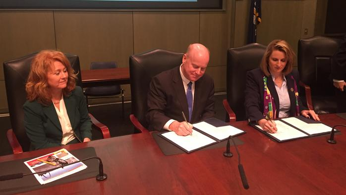 Transportation group signs deal with New Orleans