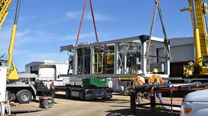Davis company Sierra Energy nearing completion of clean energy plant