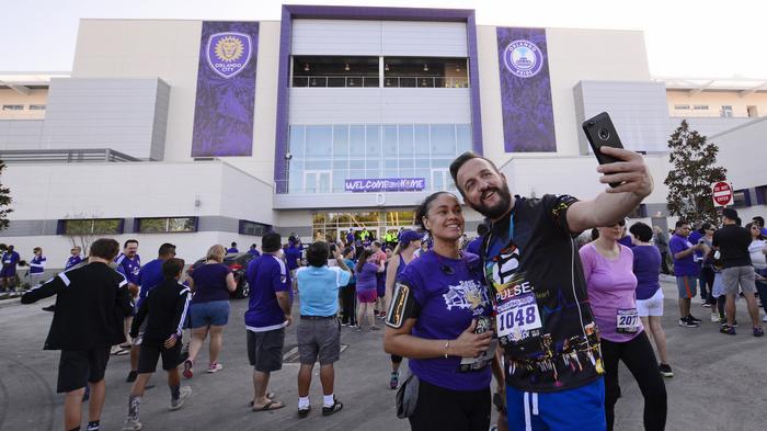 Orlando City Stadium welcomes fans as Kickoff Week begins (PHOTOS)