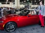 First look at Milwaukee Auto Show and its disco opening gala: Slideshow