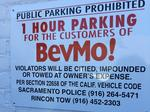 Ed Goldman: BevMo! racks up big savings — on misspelled signage