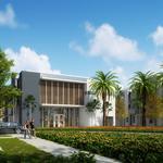 Developer breaks ground on 180 apartments in business park