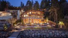 Captivating Waterfront North West Contemporary On Mercer Island