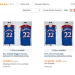 KU's basketball success spawns counterfeit jersey problem