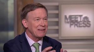 Hickenlooper doesn't expect federal crackdown on Colo. pot sales (Video)