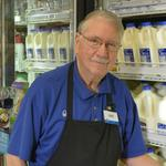 Kroger's longest-serving employee exits