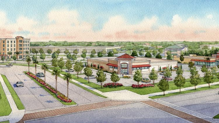 Popeyes Louisiana Kitchen Building popeyes louisiana kitchen is latest tenant announced in