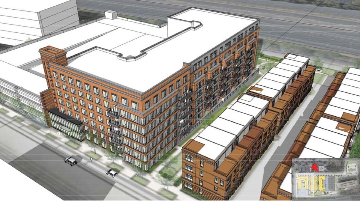 Rooney properties to buy meridian land in reston build for Buy apartment in washington dc