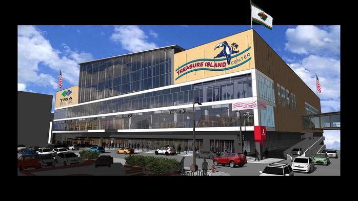 Former St. Paul Macy's will be renamed Treasure Island Center