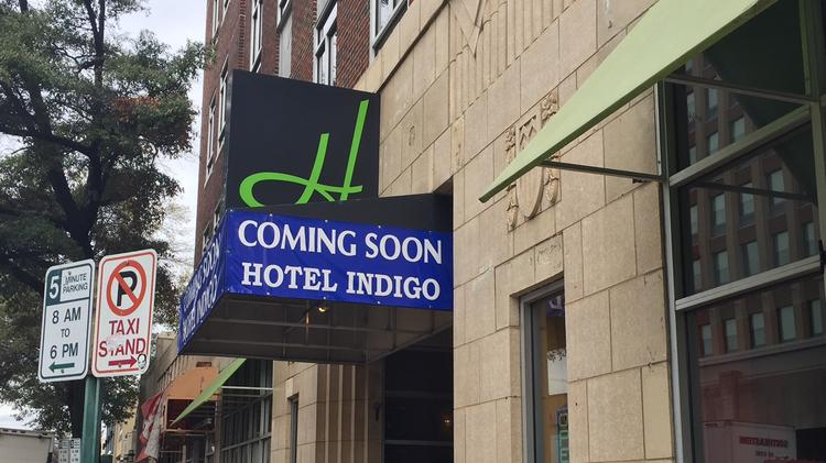 The Hotel Highland Will Soon Become Part Of Indigo Chain