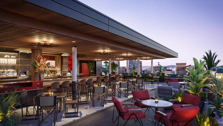 Virgin hotels ceo raul leal dishes on west coast expansion for Food bar virgin east coast