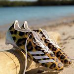 Adidas offers tropical island to 40-yard dash record-breaker