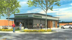 Check out the new proposed Starbucks in Roswell (PICS)