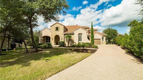 Stunning & Private Steiner Ranch Home
