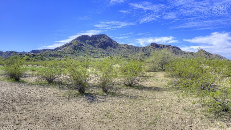A parcel of land in Paradise Valley is on the market for $28 million.