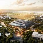 Mountain View approves huge Google canopied campus in North Bayshore