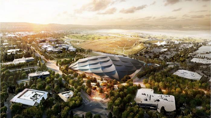 Mountain View approves nearly 10,000 homes by Google's North Bayshore project