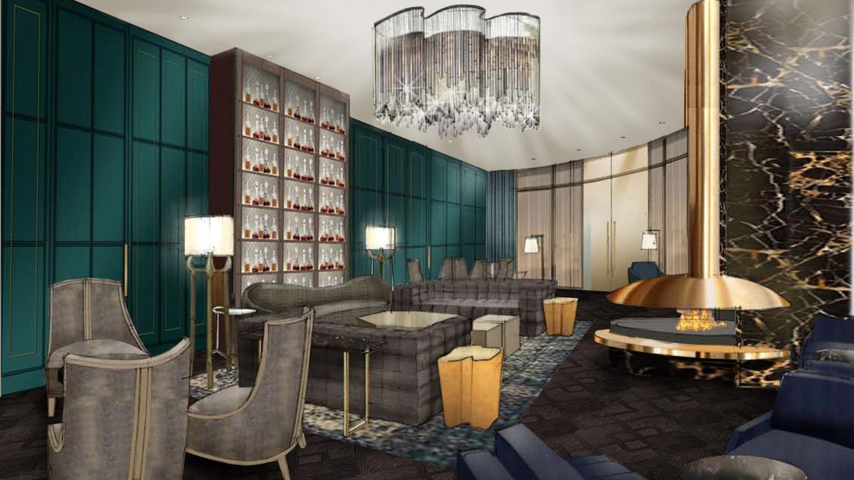 Take A Sneak Peek Inside Sobro S Upcoming Jw Marriott Luxury Hotel Nashville Business Journal