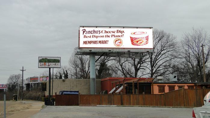 Digital sign on Walnut Grove portends billboard battle