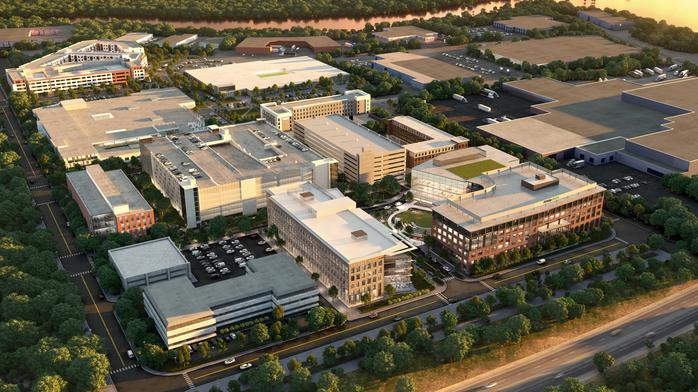 NBCUniversal seeks to build $125M regional HQ in Needham