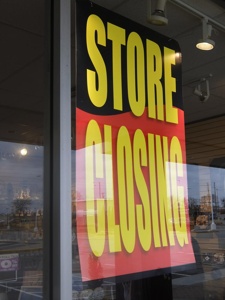 Vanity The Store Sign : Women s apparel chain vanity closing all stores including