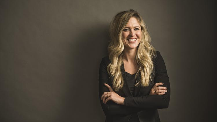 Rachel Layton of A. Marshall Family Foods