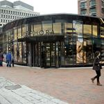 Sephora opens at site of Faneuil Hall's flower market