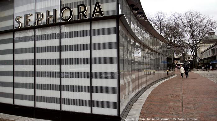 Retail: Sephora gets social