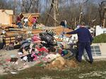 One killed as tornado hits Perryville