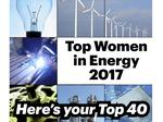 DBJ reveals 2017 Top Women in Energy honorees (photos)
