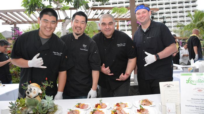 A record 262 Hawaii restaurants are participating in this year's Localicious campaign