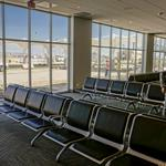 First look: $12M renovation of <strong>Austin</strong> airport's South Terminal nears completion