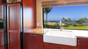 Ocean Views and Beachfront at Wailea Ekahi