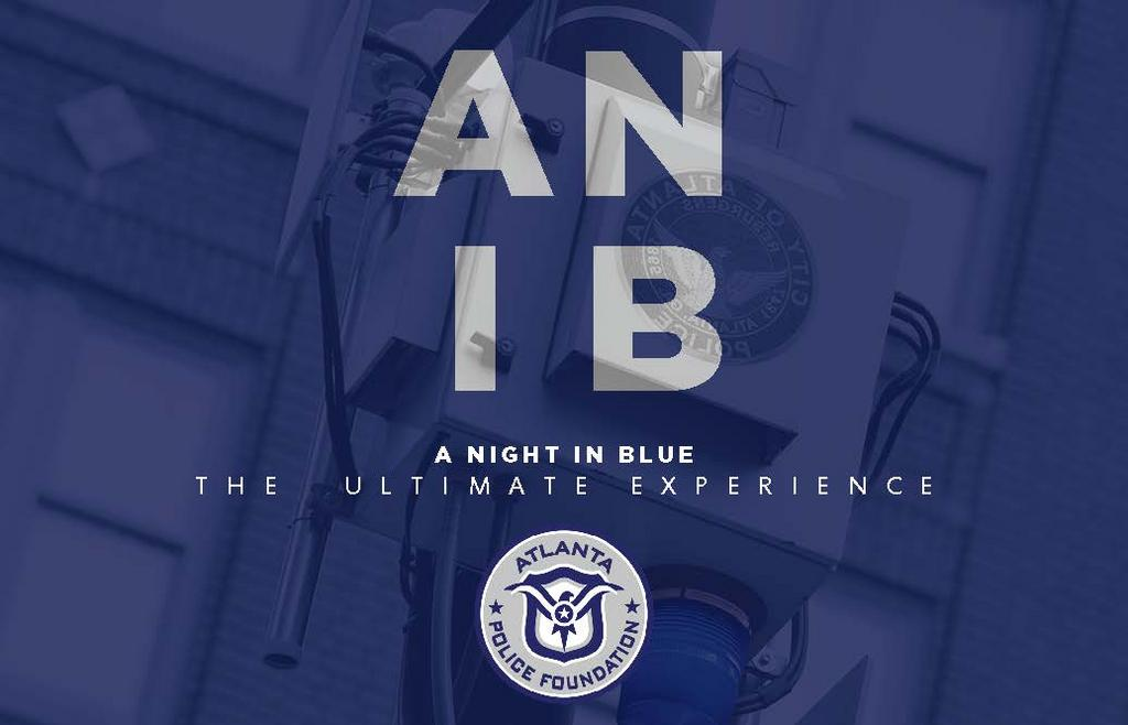 Atlanta Police Foundation: A Night in Blue, The Ultimate Experience