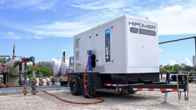 Natural Gas Generators Tampa