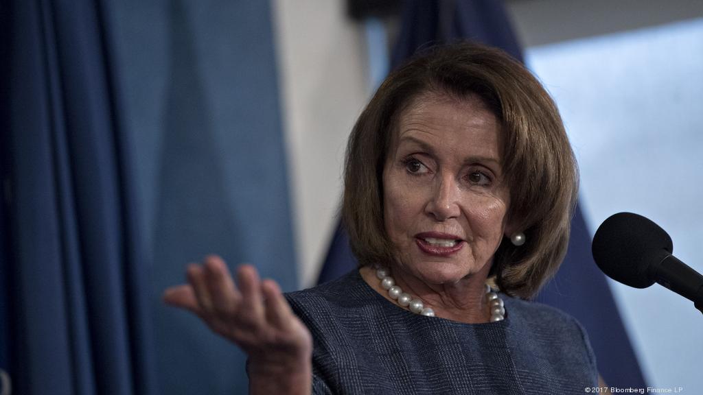 Politics: Pelosi faces backlash