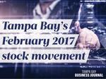 Tampa Bay insurance stocks soar in February
