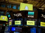 Snap crackles on market debut to a first day pop of more than 40%